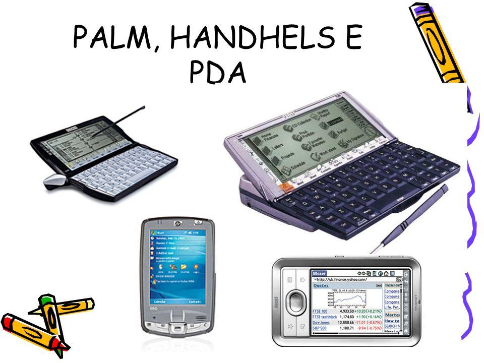 PALM, HANDHELS E PDA