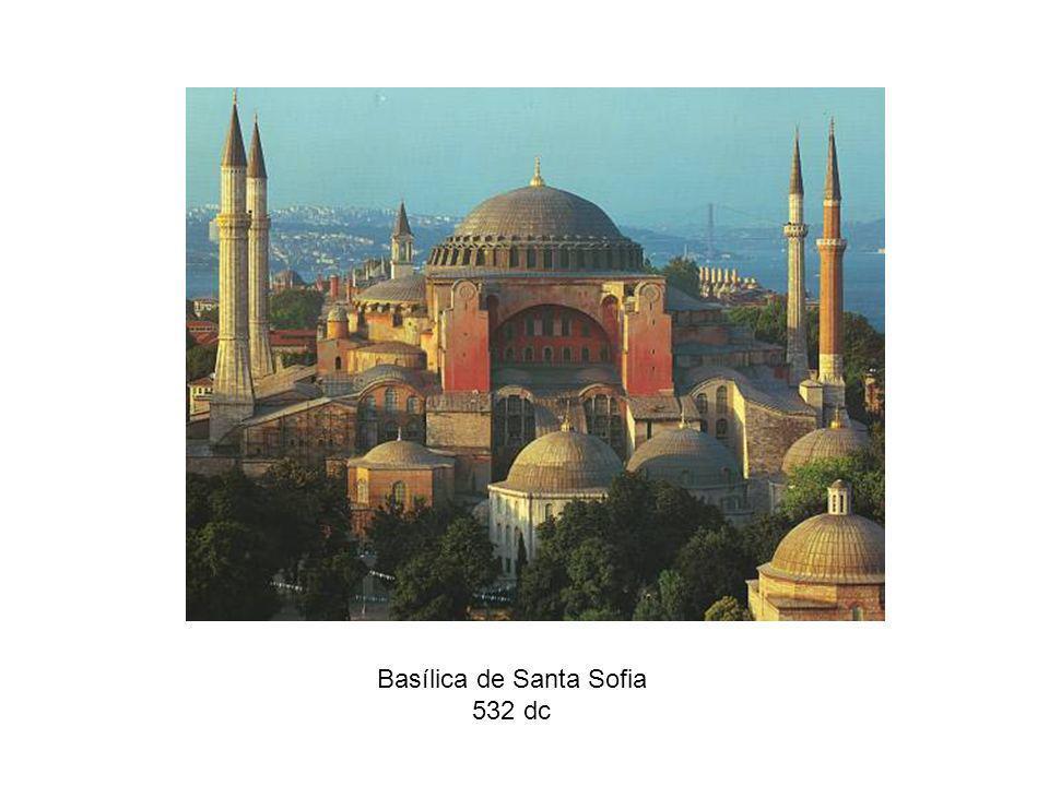 Basílica de Santa Sofia 532 dc