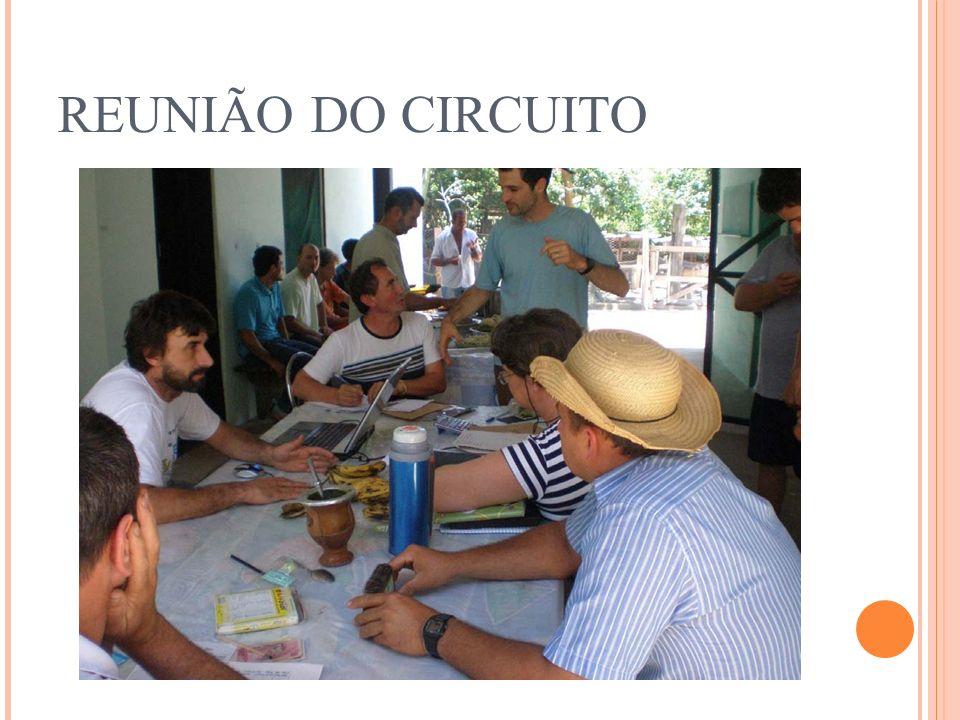 REUNIÃO DO CIRCUITO