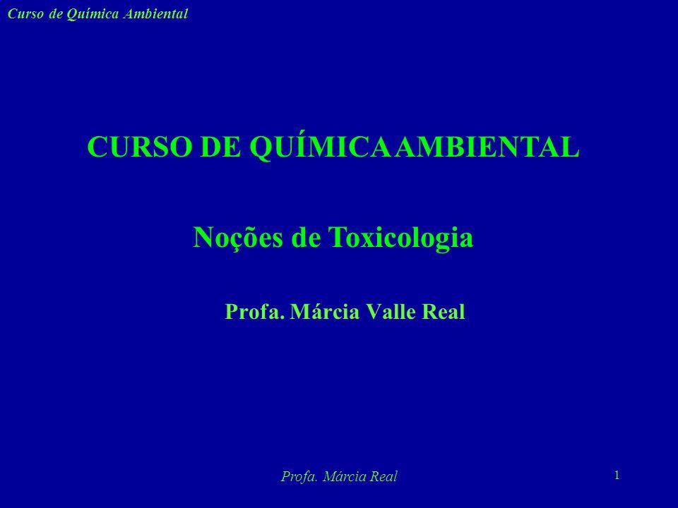 31 Curso de Química Ambiental Profa.