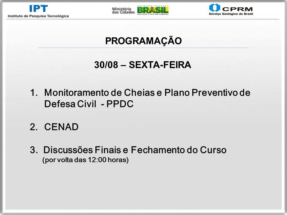 Slide 10 Instrutores CPRM Jorge Pimentel – jorge.pimentel@cprm.gov.br Carlos Eduardo Osório Ferreira – carlos.ferreira@cprm.gov.br