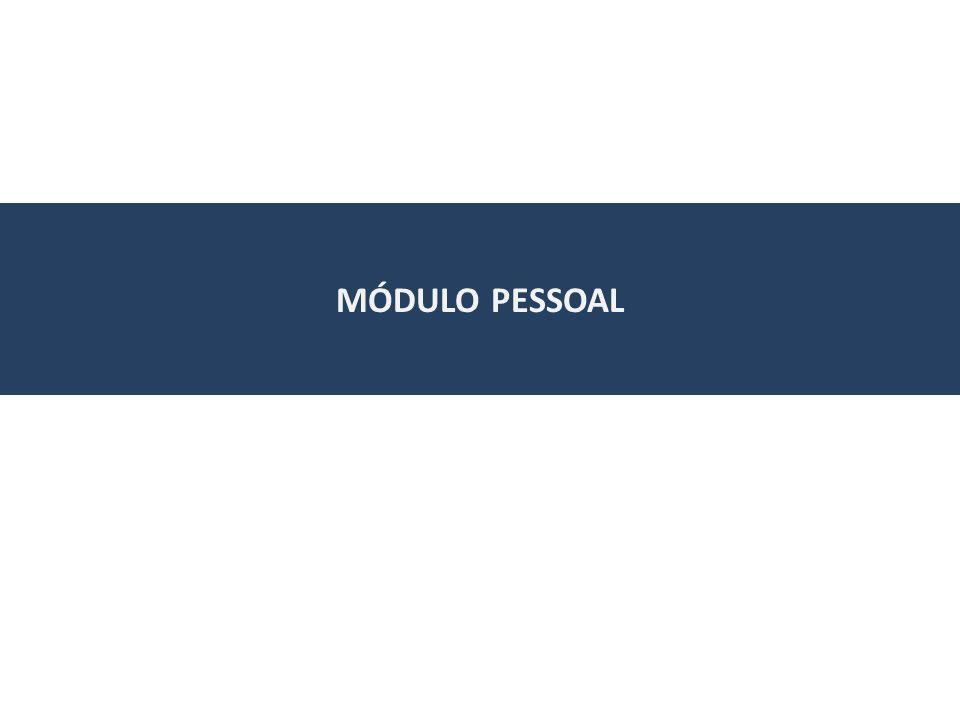 MÓDULO PESSOAL