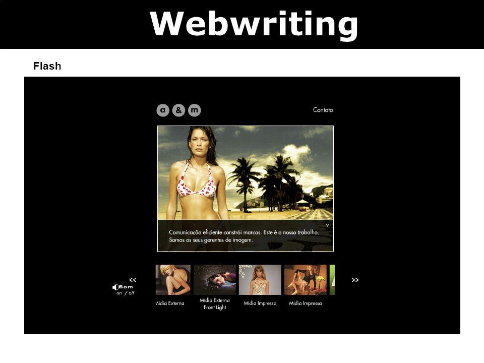 Webwriting Flash
