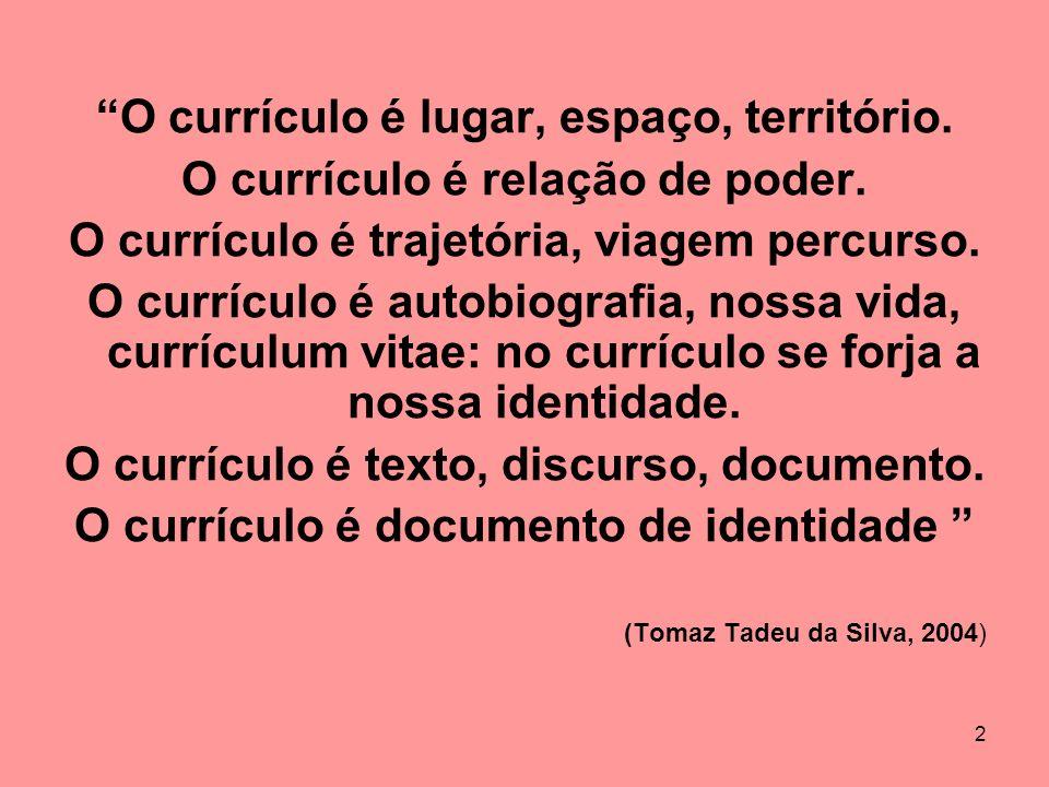 83 TEORIAS PÓS-CRÍTICAS- CATEGORIAS IDENTIDADE / ALTERIDADE / DIFERENÇA SUBJETIVIDADE SIGNIFICAÇÃO E DISCURSO SABER-PODER REPRESENTAÇÃO CULTURA / MULTICULTURALISMO GÊNERO / RAÇA / ETNIA / SEXUALIDADE