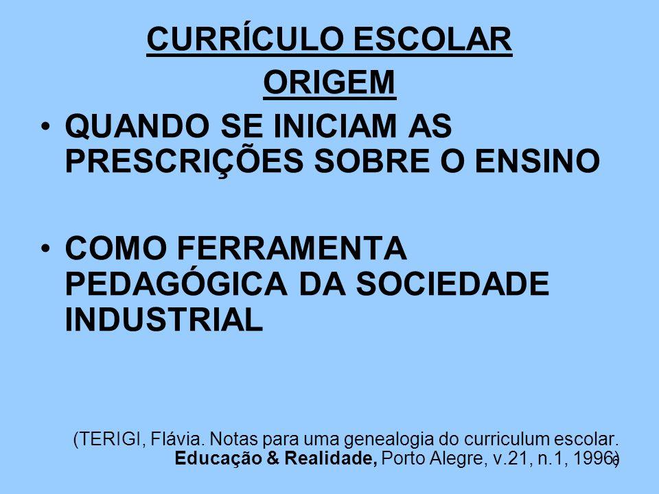 47 10.CURRÍCULO OCULTO = CRÍTICA À REPRODUÇÃO NÃO EXPRESSA NO CURRÍCULO OFICIAL, MAS MANIFESTADA PELAS RELAÇÕES SOCIAIS NA E DA ESCOLA 11.BOWLES E GINTIS : AS RELAÇÕES SOCIAIS NA ESCOLA MAIS QUE O CONTEÚDO ERAM RESPONSÁVEIS PELA SOCIALIZAÇÃO NECESSÁRIAS PARA BOA ADAPTAÇÃO ÀS EXIGÊNCIAS DO TRABAHO CAPITALISTA