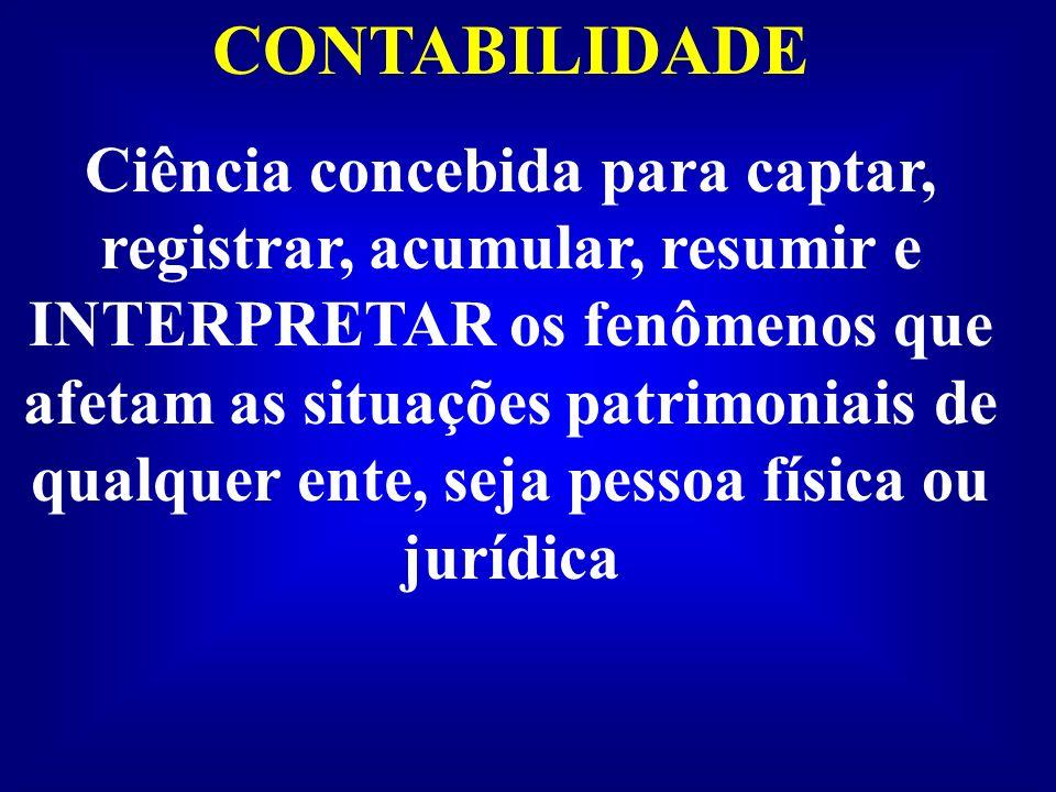 CONTABILIDADE GOVERNAMENTAL RAMO DA CONTABILIDADE VOLTADO PARA O ESTUDO, REGISTRO, CONTROLE, ANÁLISE E EVIDENCIAÇÃO DOS ATOS E FATOS QUE OCORREM NA ADMINISTRAÇÃO PÚBLICA.