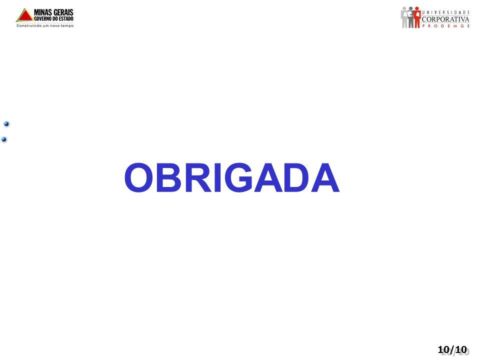 10/10 OBRIGADA