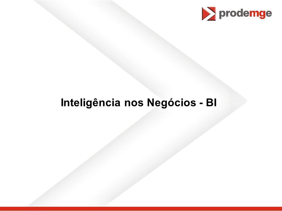 Inteligência nos Negócios - BI