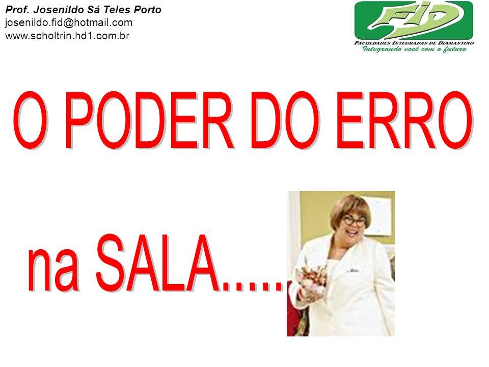 PARTICIPAÇÃO VONTADE / INTERESSE / MOTIVAÇÃO DEDICAÇÃO TROCA DE EXPERIÊNCIAS Prof.