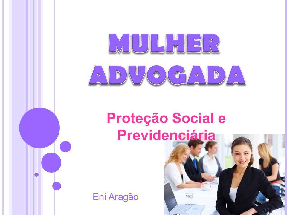 Proteção Social e Previdenciária Eni Aragão