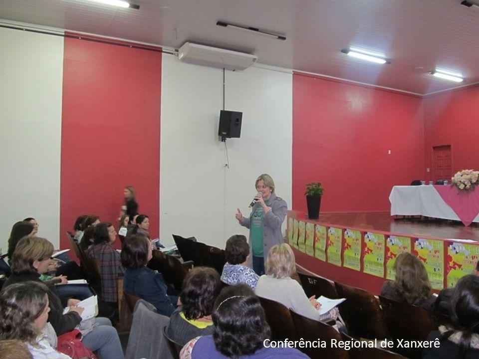 Conferência Regional de Xanxerê