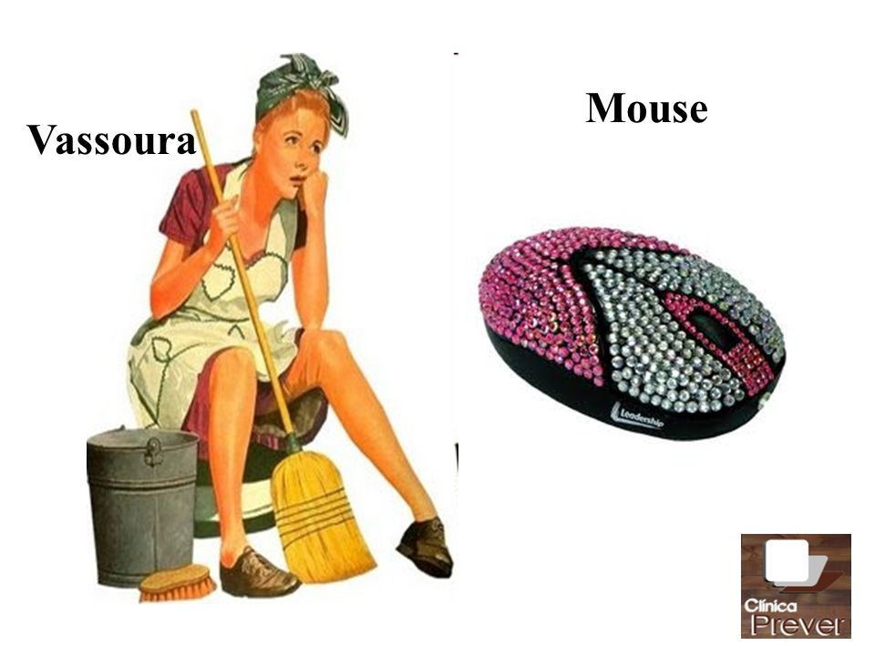 Mouse Vassoura