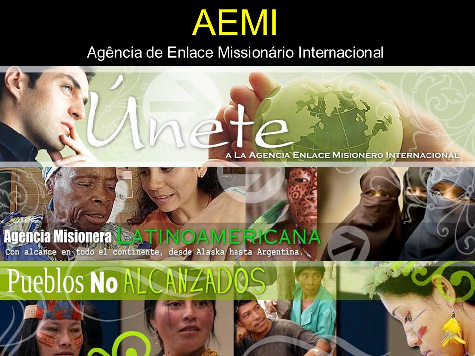 AEMI Agência de Enlace Missionário Internacional