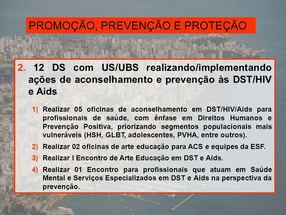 PROMOÇÃO, PREVENÇÃO E PROTEÇÃO 3.