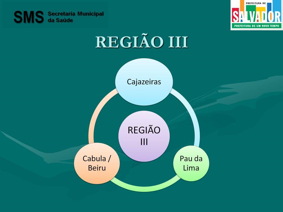 REGIÃO III