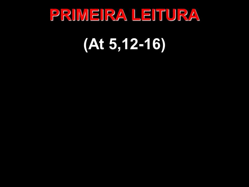 PRIMEIRA LEITURA (At 5,12-16)