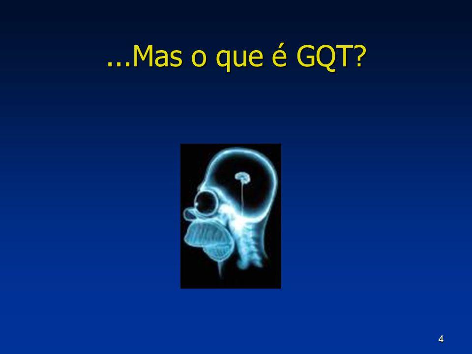 4...Mas o que é GQT?