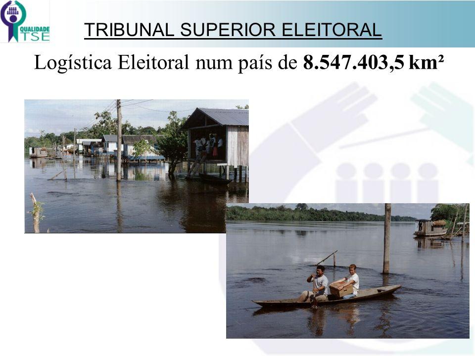 TRIBUNAL SUPERIOR ELEITORAL Abordagem de Processos