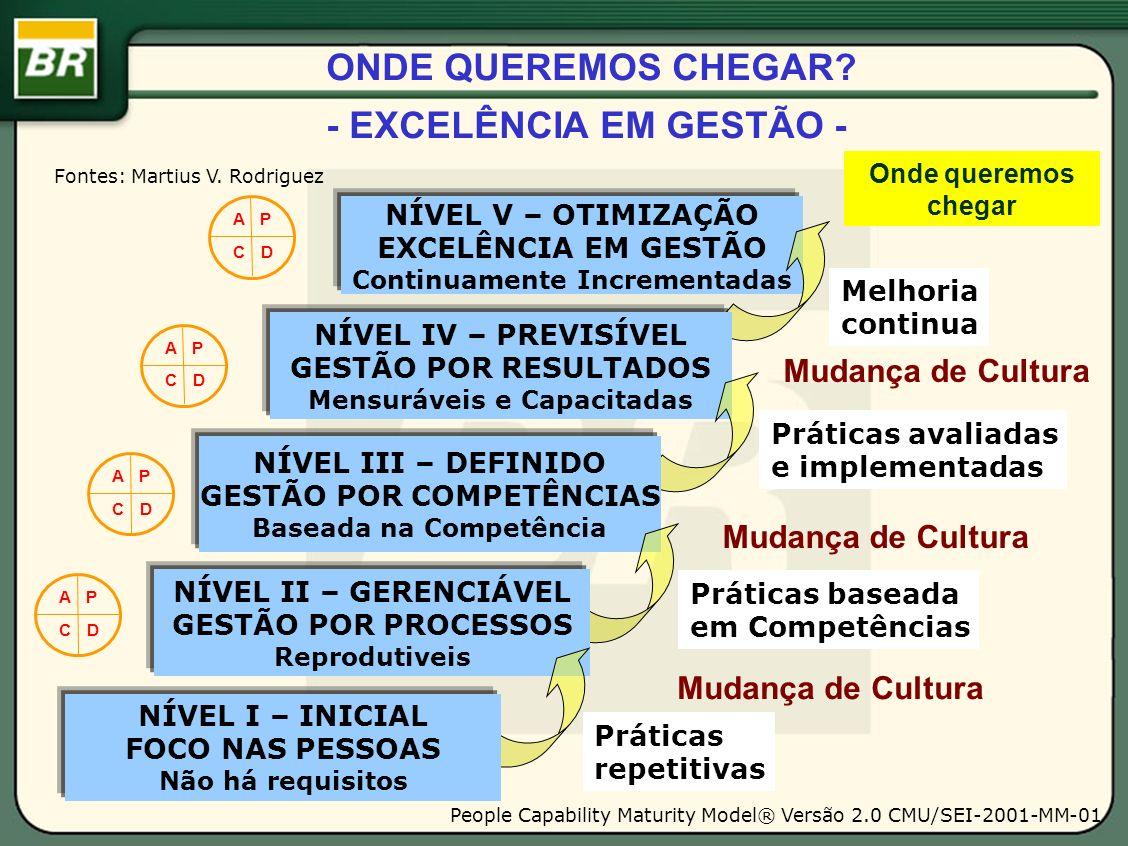 Centros e Redes de Excelência A Excelência em Gestão na Petrobras Sumário As Melhores Práticas Petrobras