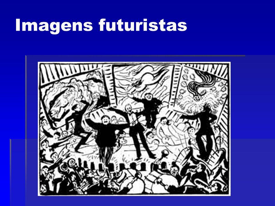Imagens futuristas