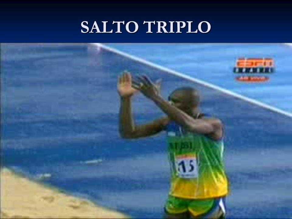 SALTO TRIPLO