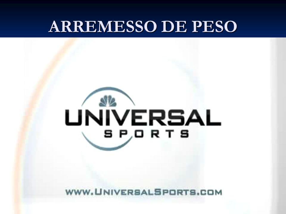 ARREMESSO DE PESO