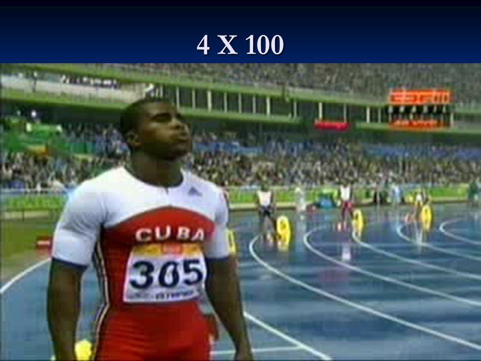 DECATLO Praticada por homens, numa mesma prova são envolvidas dez modalidades do atletismo.