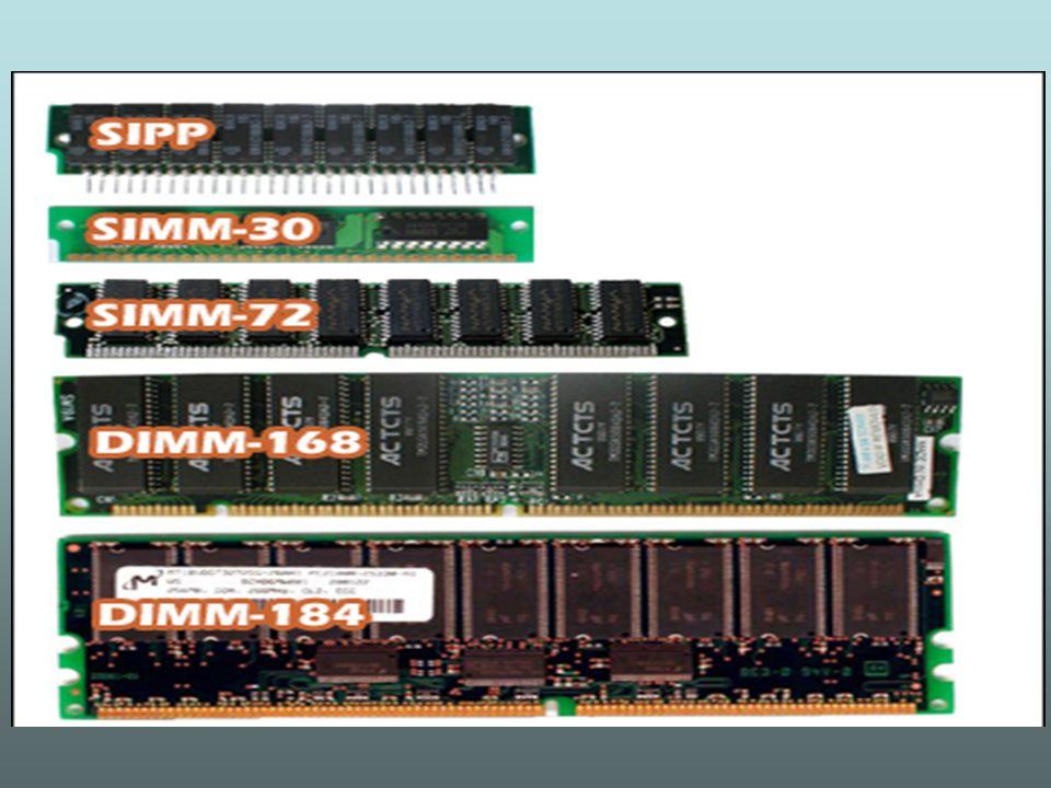 Resumo: Memórias estáticas: Também chamadas de sram são as memórias que equipam os chips de memória CACHE