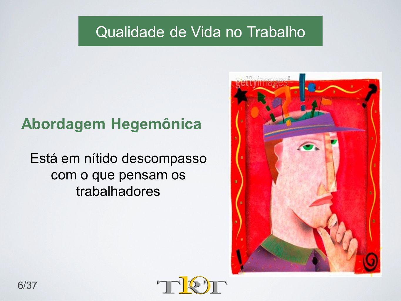 Objetivos da Pesquisa Realizar um diagnóstico científico sobre: como os Magistrados e Servidores avaliam a QVT no TRT 8º.