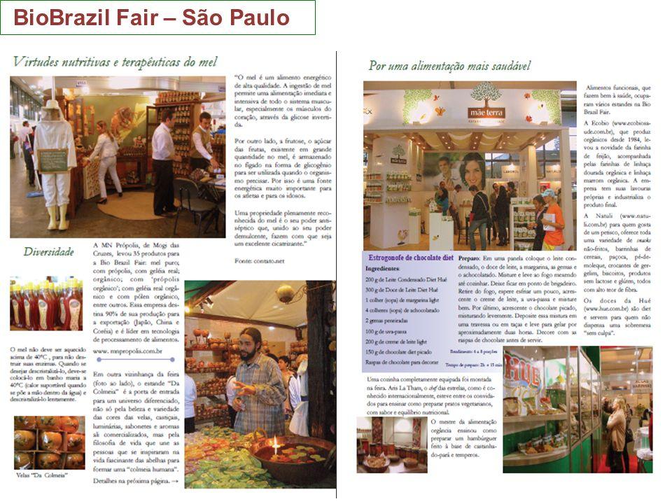 BioBrazil Fair – São Paulo