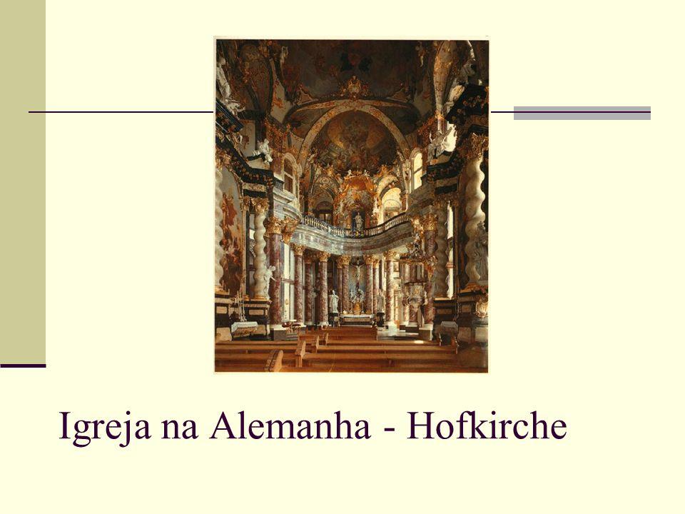 Igreja na Alemanha - Hofkirche