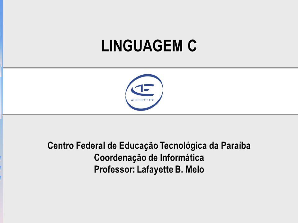 TÓPICOS 1.Introdução à Linguagem C 2. Operadores e Expressões 3.