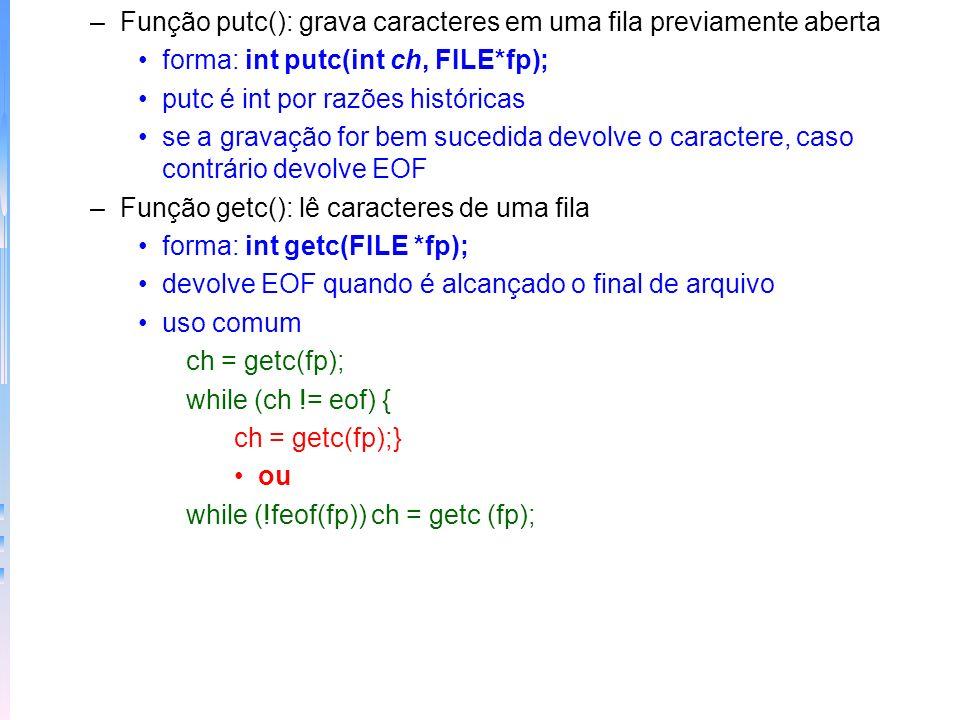 –ModoSignificado rabre arquivo texto p/ leitura wcria arquivo texto p/ gravação aanexa a um arquivo texto rbabre arq. binário p/ leitura wbcria arq. b