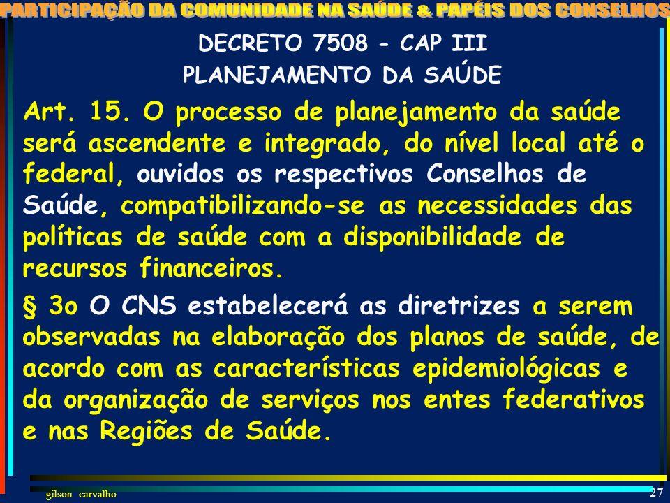 gilson carvalho 26 LEI 8080 ALTERADA PELA LEI 12466 – CIT