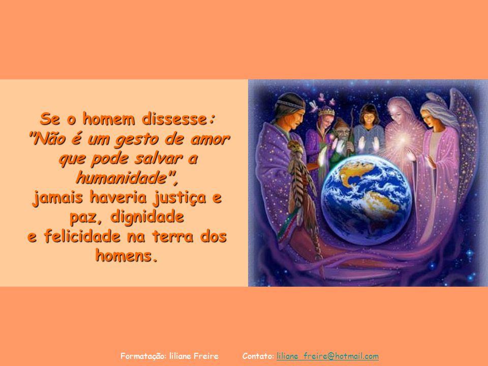 Formatação: liliane Freire Contato: liliane_freire@hotmail.comliliane_freire@hotmail.comCréditos Texto: A Soma dos Talentos Autor: Michel Quoist Música: Sara Brigtman - Winter Light Imagens da NET Formatação: liliane Freire Contato: liliane_freire@hotmail.com liliane_freire@hotmail.com lilifreire0505@yahoo.com.br www.lagodecristal.blogspot.com Se o grão de trigo dissesse: Não é um grão de trigo que pode semear um campo ....não haveria colheita.