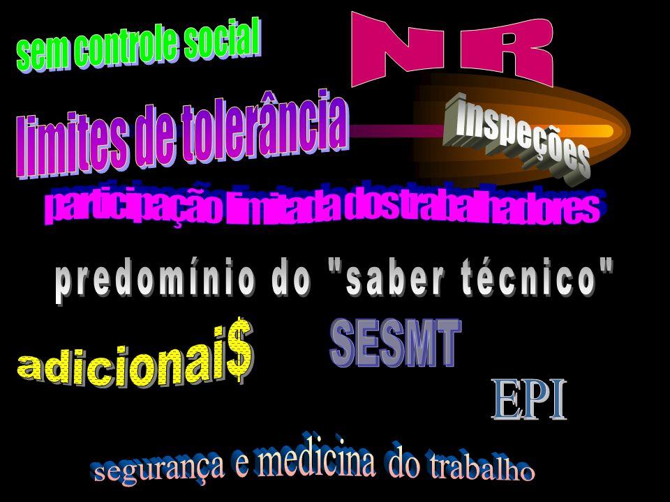 Saúde Ocupacional -Faculdade de Saúde Pública da USP – mestrado e doutorados.