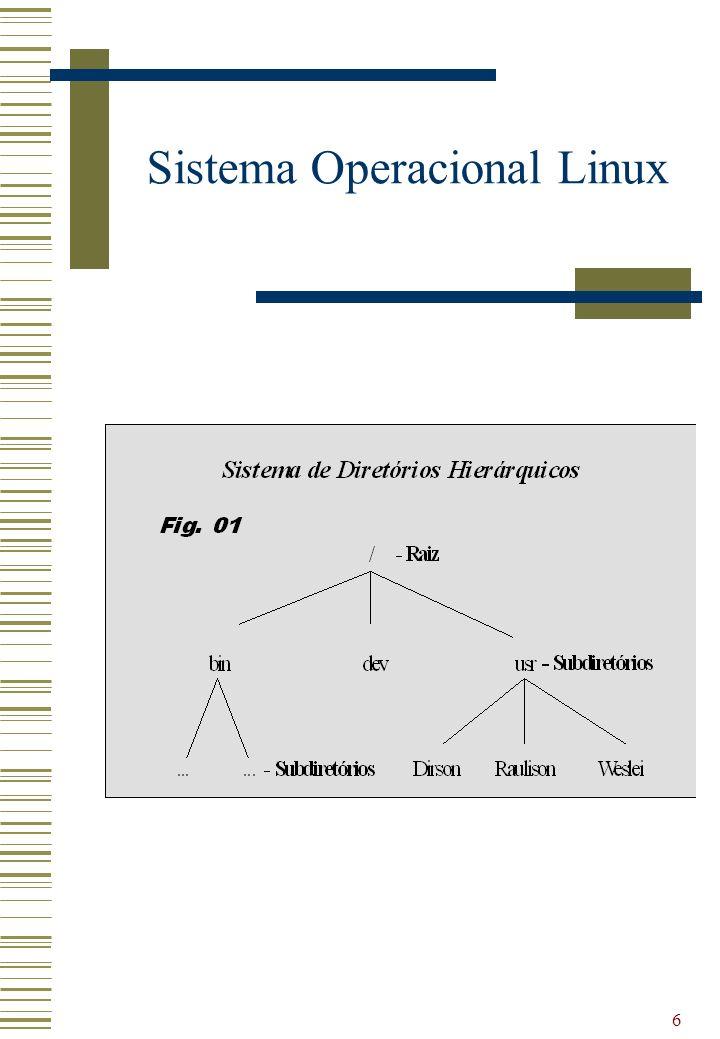 6 Sistema Operacional Linux