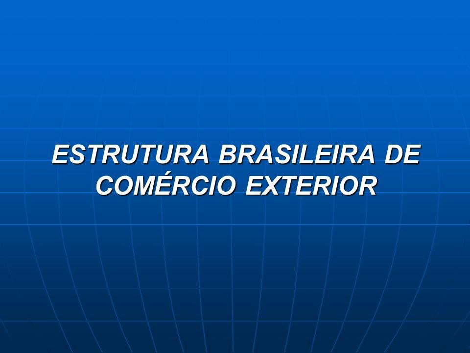 MECANISMOS DE APOIO ÀS EXPORTAÇÕES - Promoção de Encontros de Comércio Exterior (Encomex) - Capacitação de profissionais em comércio exterior - Serviço de orientação sobre exportações ao empresariado de pequeno porte: -Projeto Redeagentes: interiorização do comércio exterior (treinamentos) -Programa Aprendendo a Exportar: Aspectos p´raticos e operacionais de exportação (www.aprendendoaexportar.gov.br) Programa Cultura Exportadora
