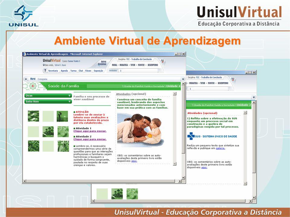 Ambiente Virtual de Aprendizagem