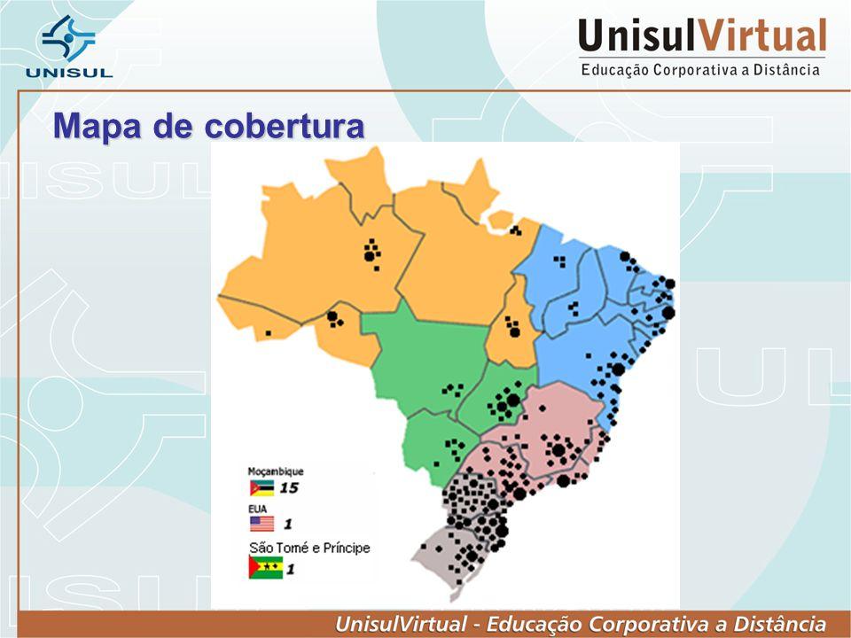 Mapa de cobertura