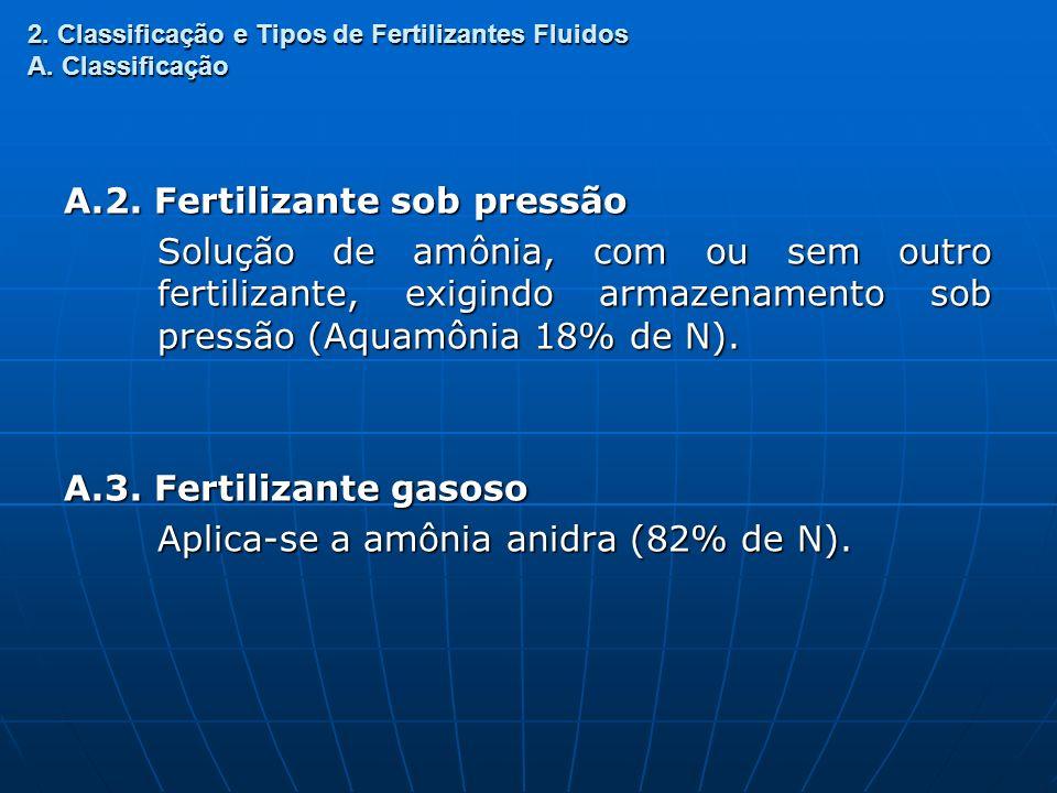 Foto 5. Aplicação de fertilizantes fluidos em cana-de- açúcar em área com palhada.