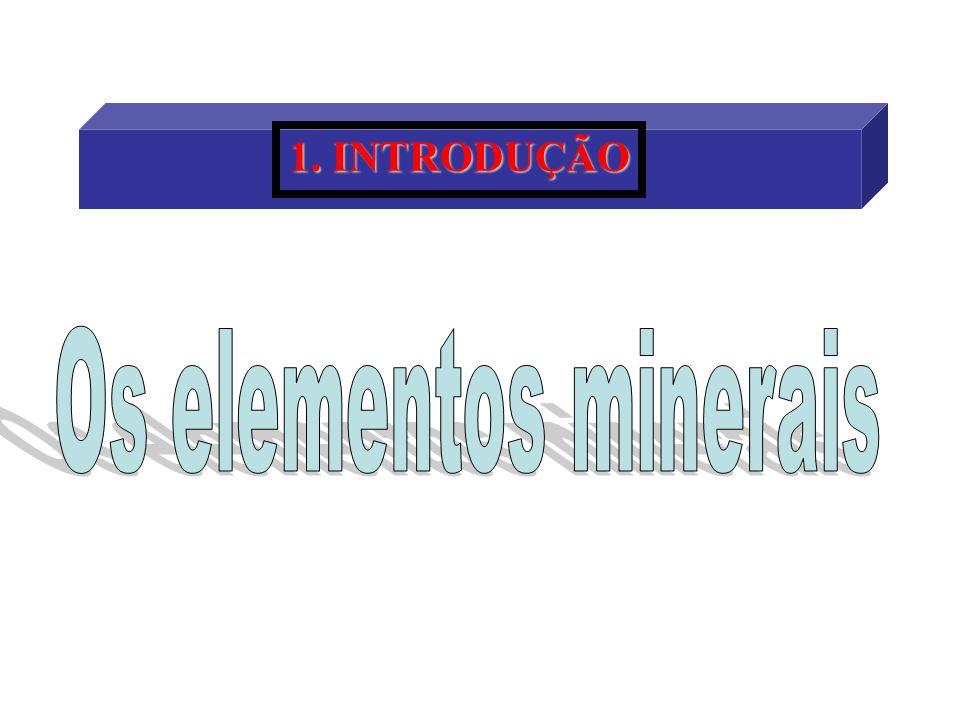 O reino da nutrição mineral de plantas 1. O reino da nutrição mineral de plantas