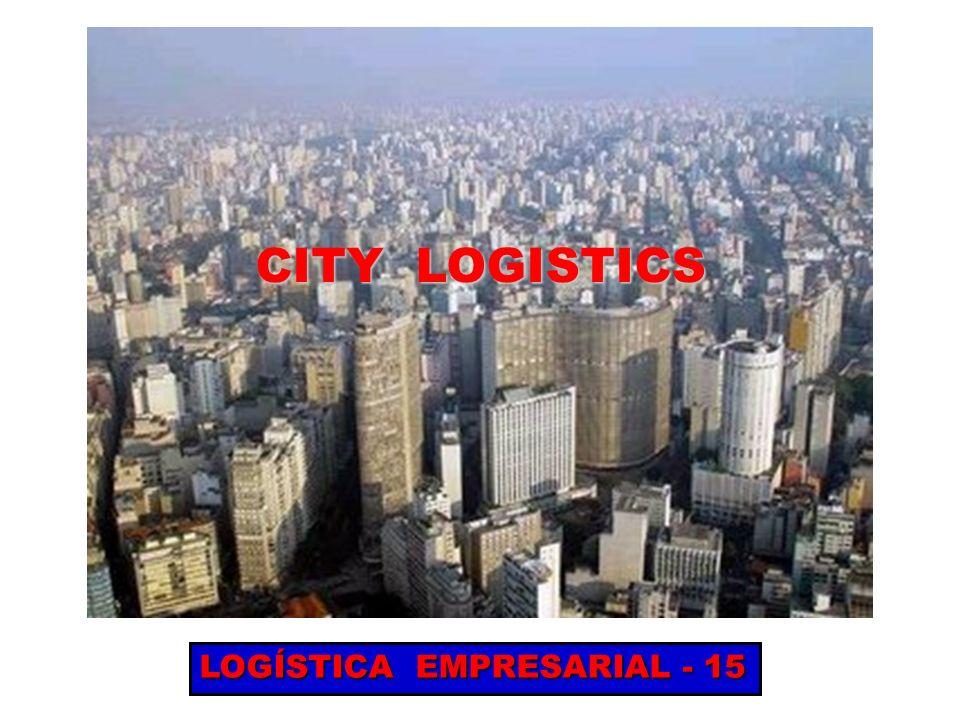 instalação dos Centros Logísticos Integrados instalação dos Centros Logísticos Integrados estarão localizados na periferia abrigando estarão localizados na periferia abrigando empresas de serviços logísticos.
