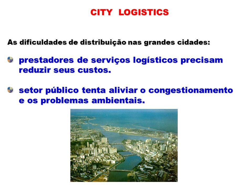 As dificuldades de distribuição nas grandes cidades: prestadores de serviços logísticos precisam prestadores de serviços logísticos precisam reduzir s