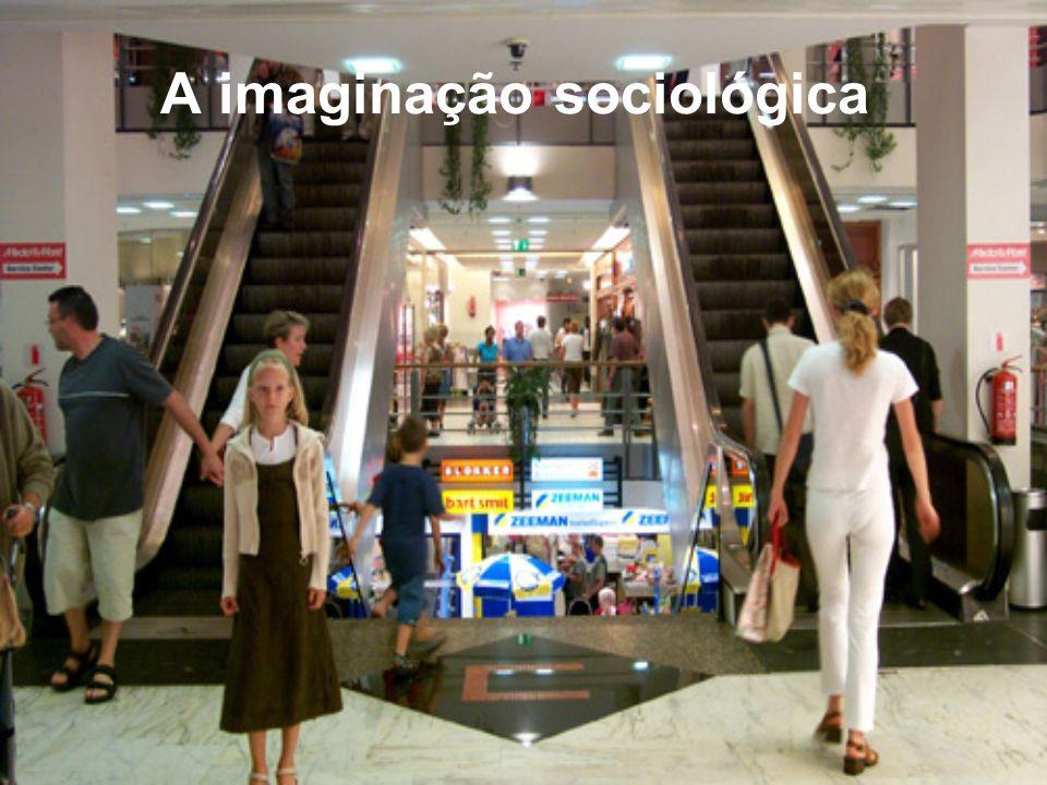 A imaginação sociológica