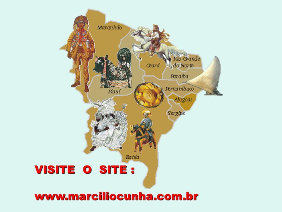 VISITE O SITE : www.marciliocunha.com.br