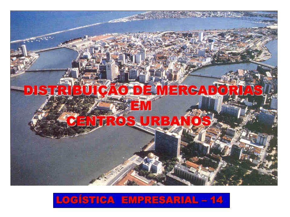 CENTROS URBANOS Reflexão em busca de alternativas sob os seguintes aspectos: a do morador da cidade que tem a qualidade a do morador da cidade que tem a qualidade de vida afetada.