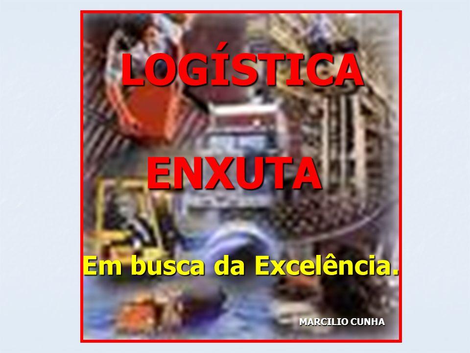 Logística Enxuta Princípios do Consumo Enxuto : solucionar totalmente o problema do cliente.