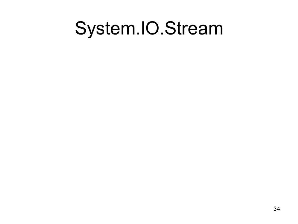 34 System.IO.Stream
