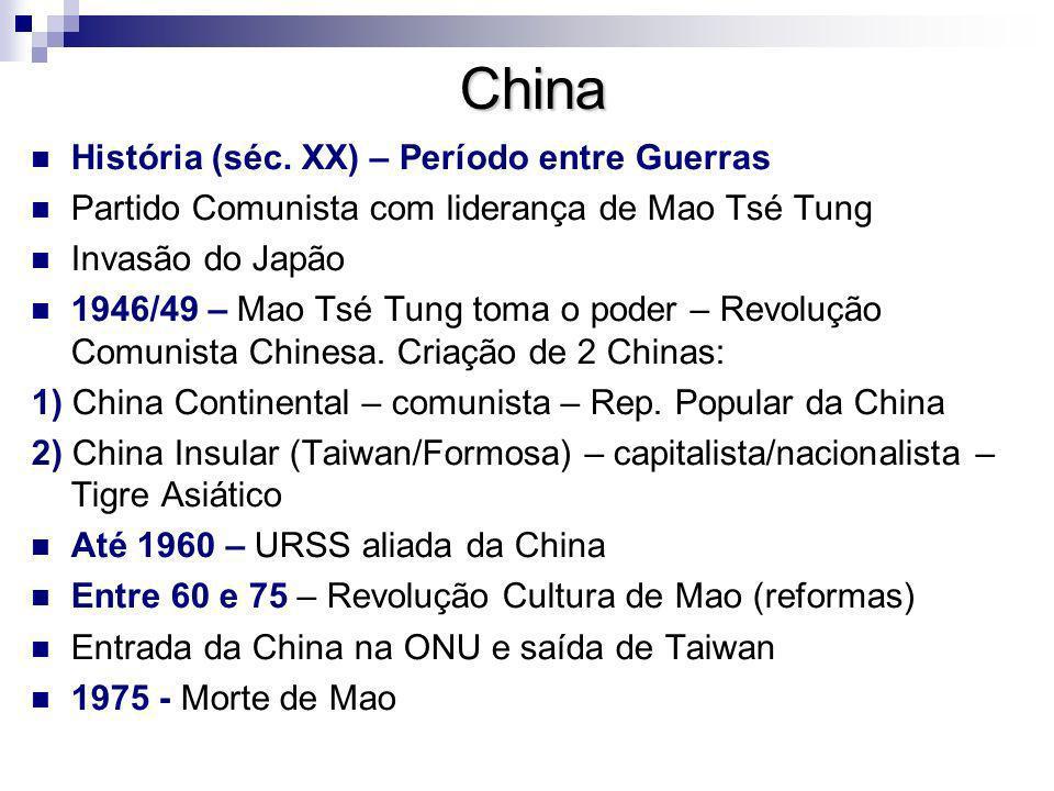 China História (séc.